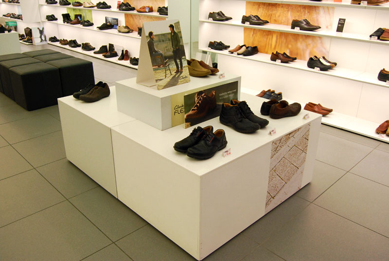 Clarks The Mall Athens