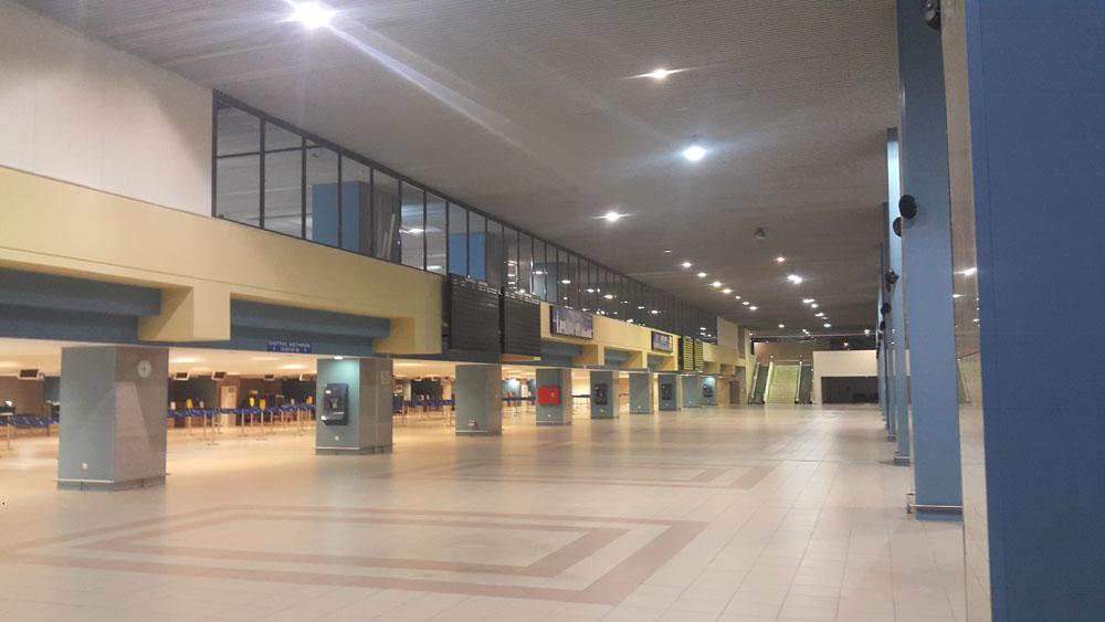 Έργο Αεροδρομίου Ρόδου - Fraport Greece