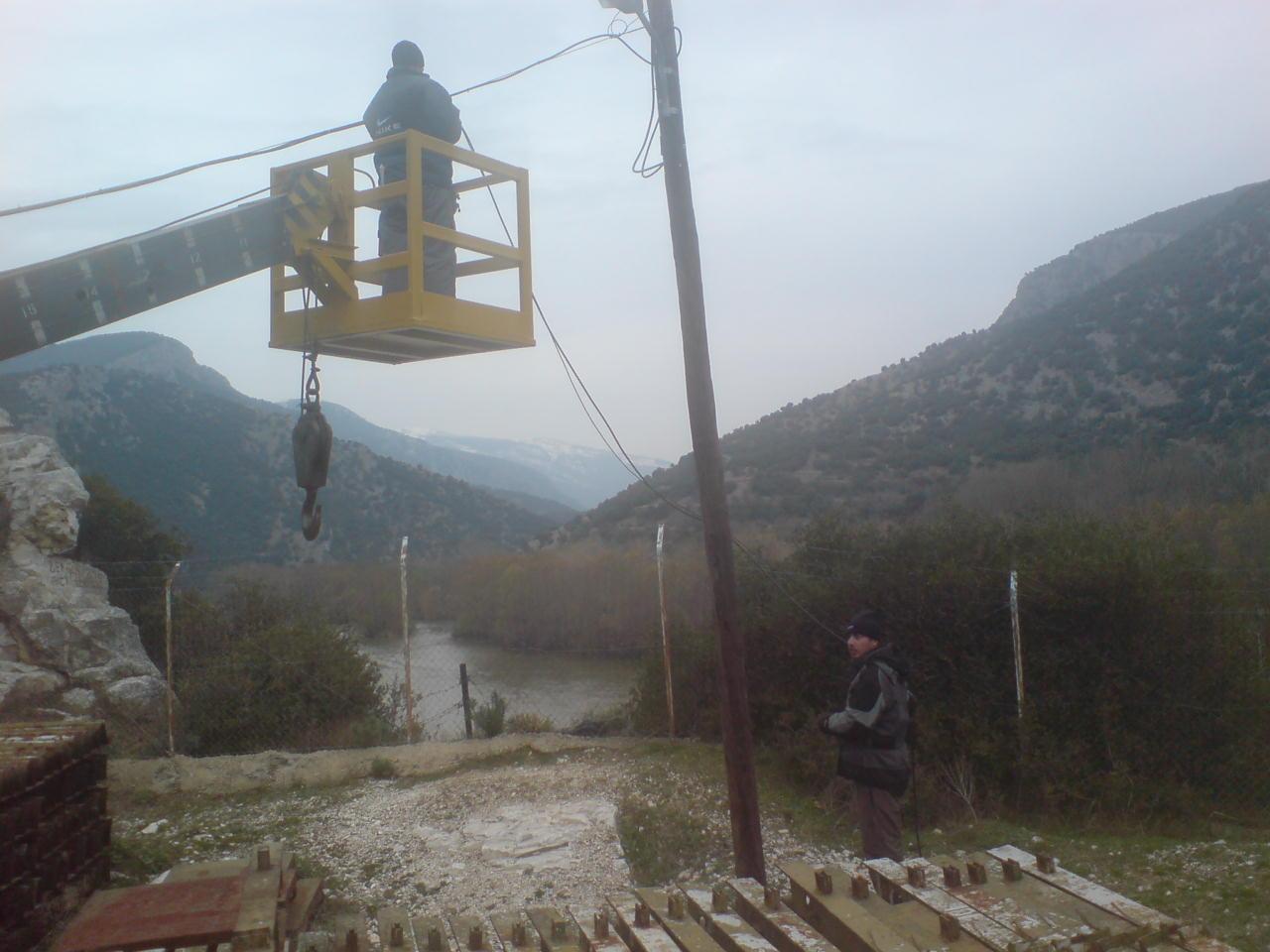 Εγκατάσταση CCTV στον Ελληνικό Στρατό