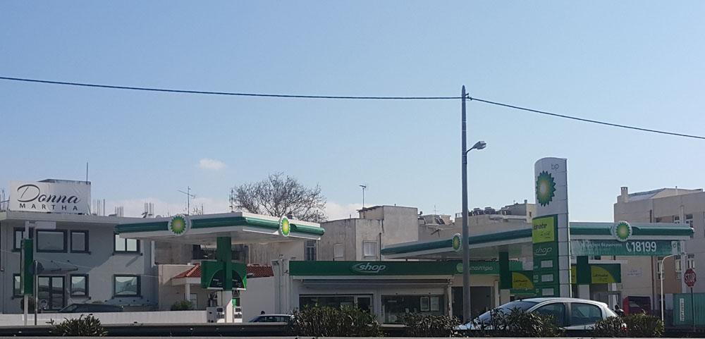 Ενεργειακή Αναβάθμιση πρατηρίου BP