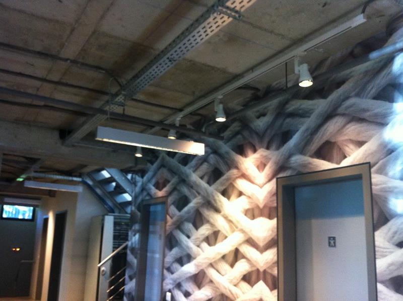 Ανακαίνιση 4όροφου γραφείου στην Κηφισιά